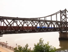North Korea eyes China trade restart as COVID-19 import zone activity ramps up