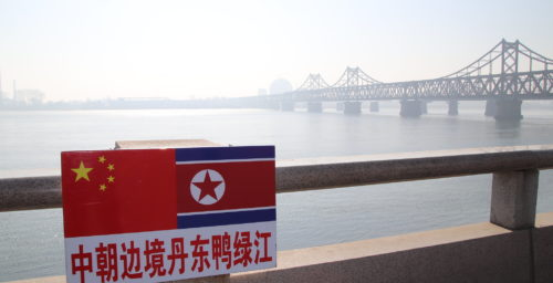 How a small Chinese city exploded into a major port for North Korean trade