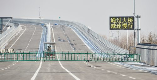 Work on China-DPRK 'bridge to nowhere' stops amid new COVID-19 border controls