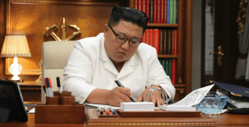 How Kim's call for typhoon help exploits cheap labor and builds political unity