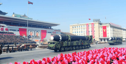 North Korea renovates key missile launcher factory ahead of big military parade