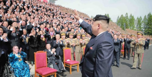 Protecting the Kim family cult from harm