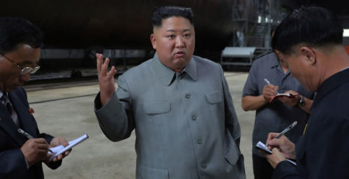 Kim Jong Un's latest military plans go far beyond nuclear weapons