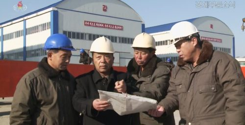 North Korea turns airport into COVID-19 disinfection center to boost trade