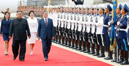 Sanctions obstacles: The fate of Moon Jae-in's inter-Korean economic projects
