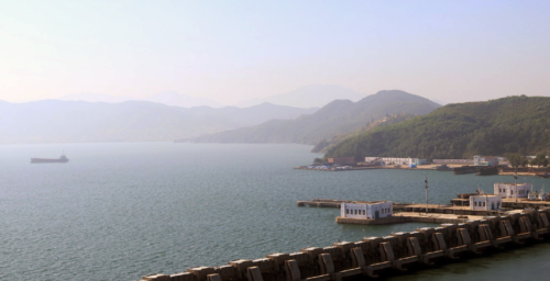 Sanctioned North Korean oil tanker reappears after more than yearlong absence