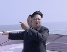 After military parade, Kim Jong Un takes another two-week break from public view