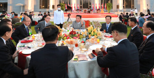 Reshuffles at North Korea's parliament session suggest volatility at the top