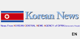Korean People's Struggle Supported by Russian Organization